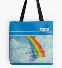 ROCKIN' THE TRAPPER KEEPER Tote Bag