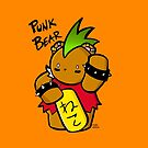PUNK BEAR GOOD FORTUNE MM Edition by chibicelina