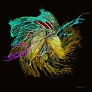 """Abstract series """"from above"""" by Martin Dingli"""