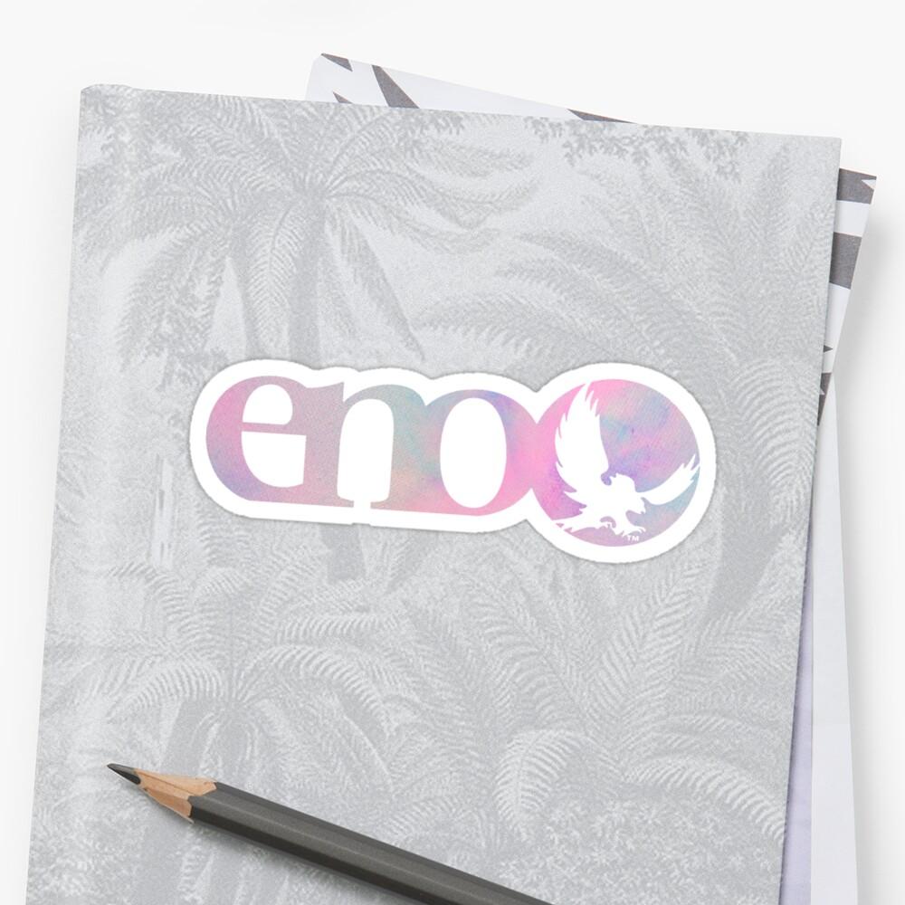 Eno - Girly Sticker