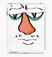 The Nah-Dude Tee iPad Case/Skin