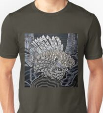 Fishy Shades of Gray Unisex T-Shirt