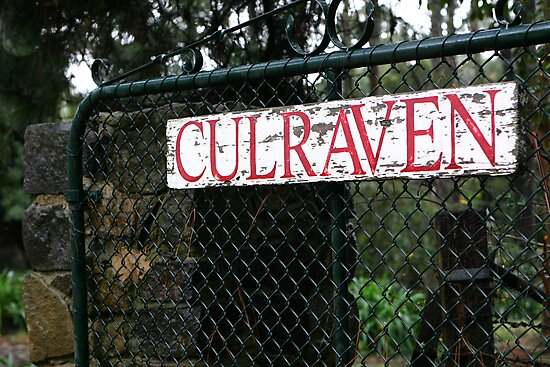 Culraven by Mark Mansour
