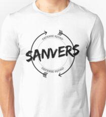 SANVERS DEFENSE SQUAD T-Shirt