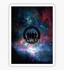 Stargate Galaxy Sticker