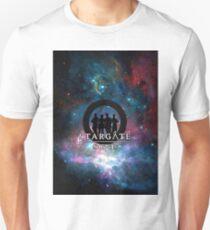 Stargate Galaxy Unisex T-Shirt