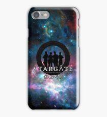 Stargate Galaxy iPhone Case/Skin