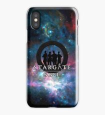 Stargate Galaxy iPhone Case/Skin