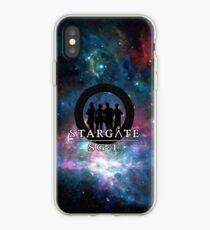 Stargate Galaxy iPhone Case