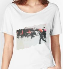 The Clash  Women's Relaxed Fit T-Shirt
