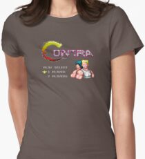Contra Title T-Shirt