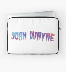 John Wayne Laptop Sleeve