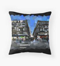 Flinders Lane Throw Pillow