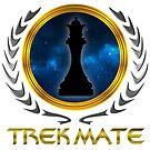 Trek Mate Logo with writing by TrekMate