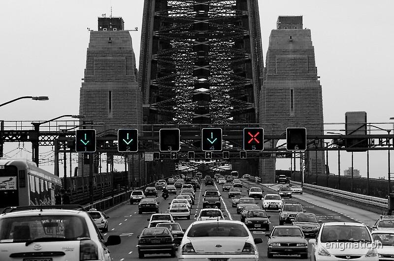 Harbour Bridge by enigmaticph