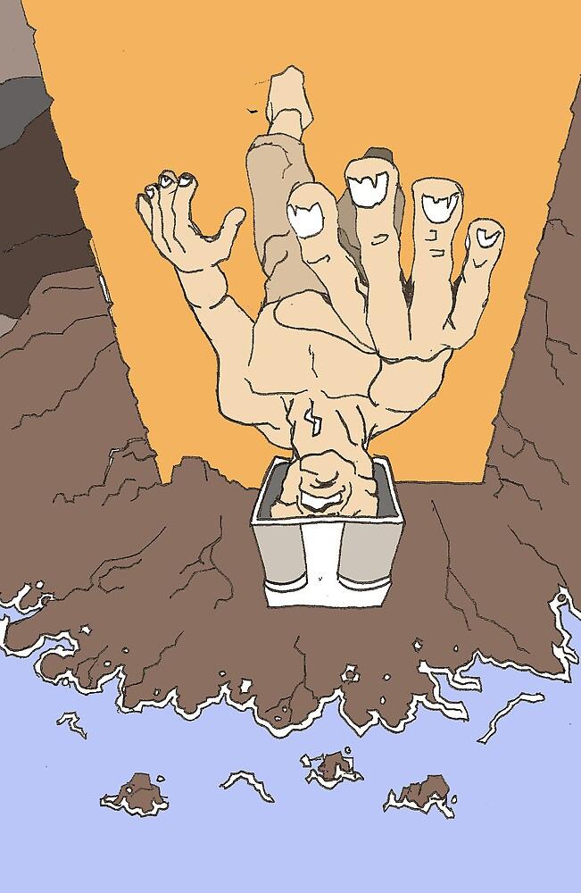 Falling Man by Nzmillar