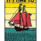 Es ist Zeit zu segeln von Hinterlund