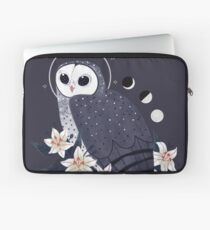 Familiar - Sooty Owl Laptop Sleeve