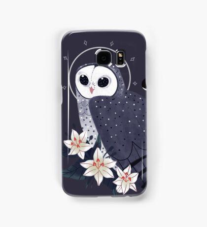 Familiar - Sooty Owl Samsung Galaxy Case/Skin
