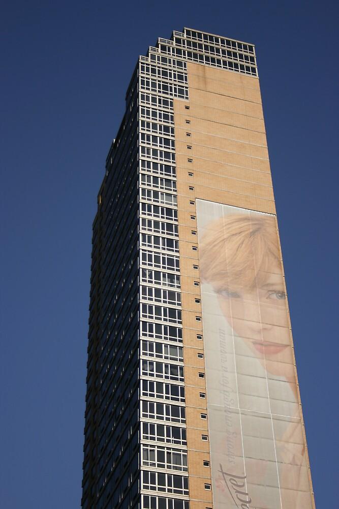 newyork building by Alma Ní Chuinn