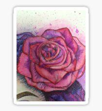 Flower Girl Crown 2 Sticker