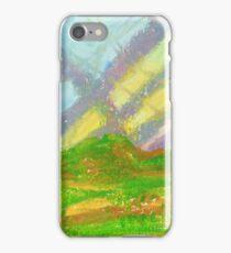 Nevada Flatland iPhone Case/Skin