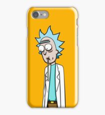Rick iPhone Case/Skin