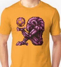 Super Metroid Pink Chozo Unisex T-Shirt