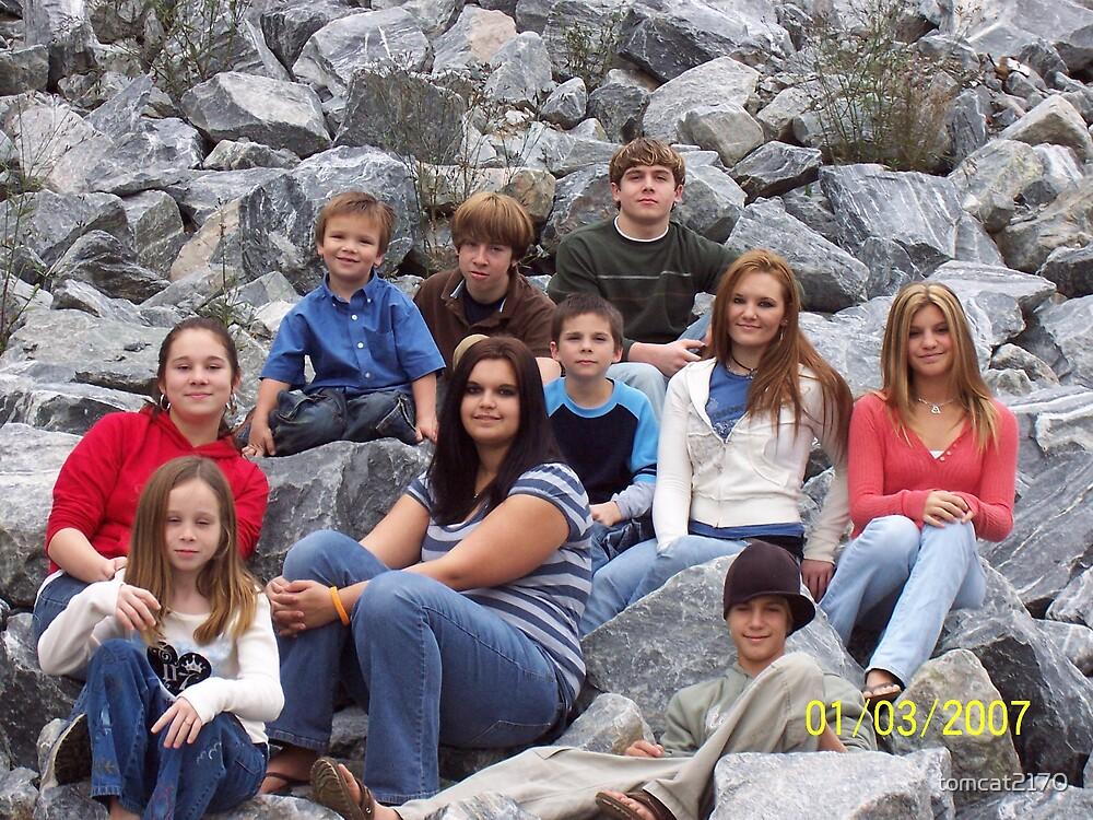 all my kids by tomcat2170