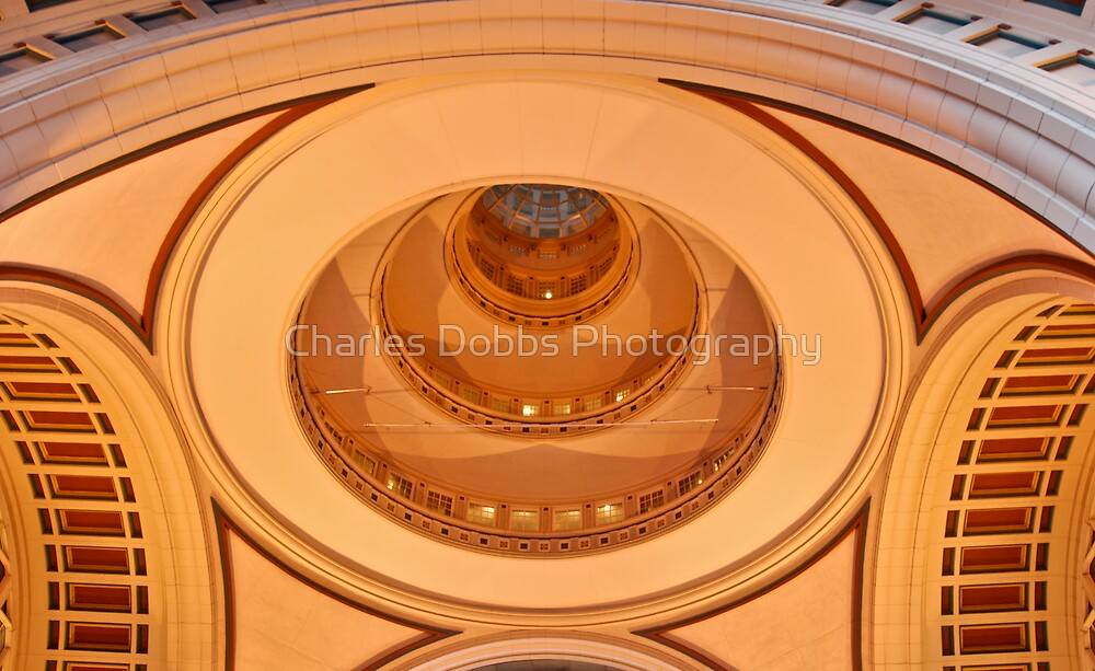 Symmetrical Findings by Charles Dobbs Photography