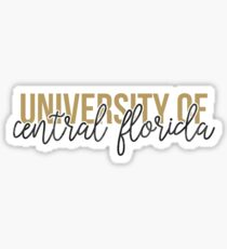 University of Central Florida - Style 13 Sticker