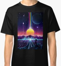 Neon Sunrise Classic T-Shirt