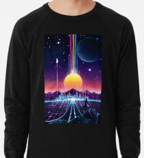 Neon Sunrise Lightweight Sweatshirt