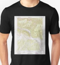 USGS TOPO Map Colorado CO Woody Creek 234971 1961 24000 T-Shirt