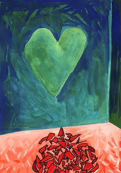 Shattered Heart by John Douglas