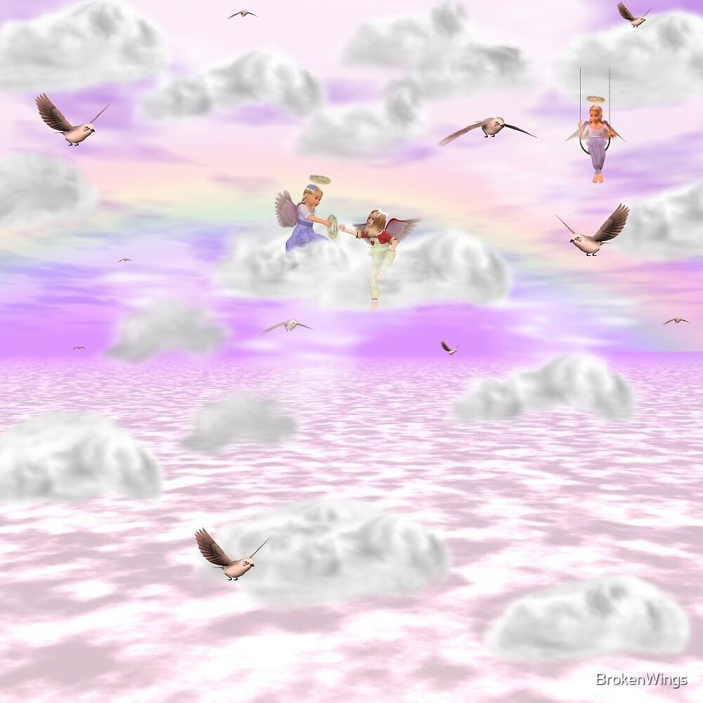 Angel Play by BrokenWings