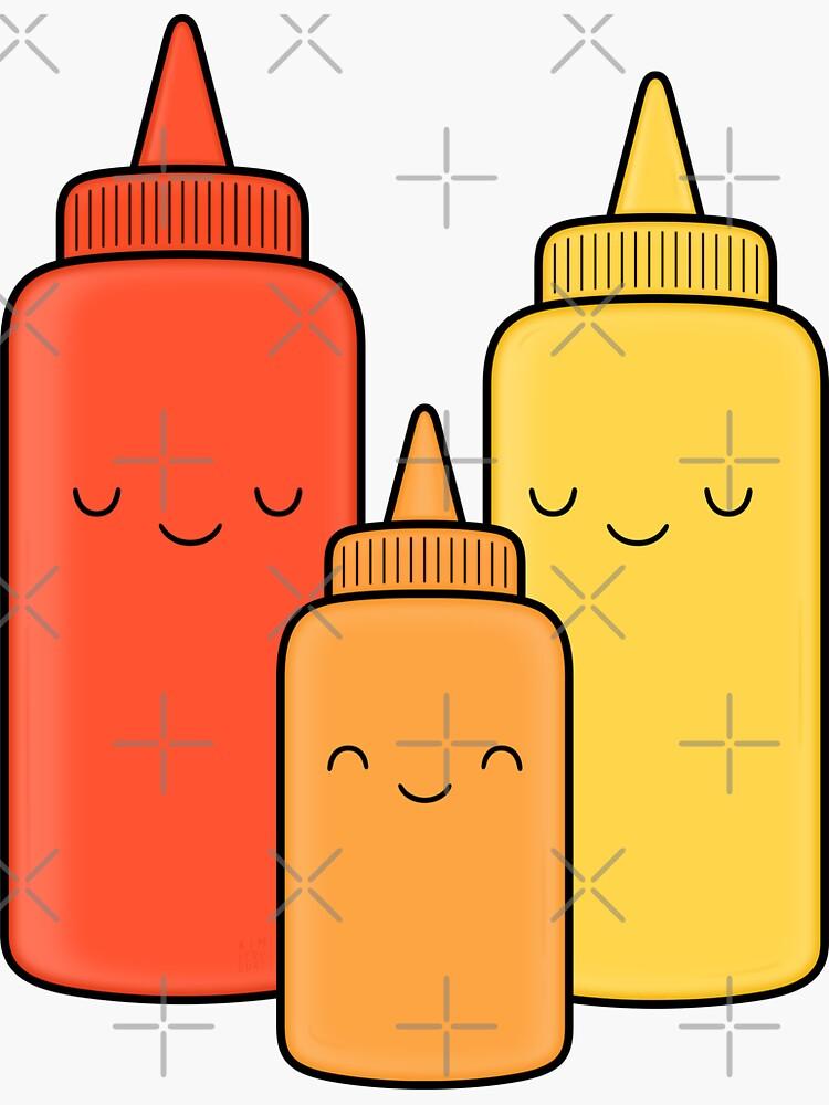 Ketchup & Mustard Baby by kimvervuurt