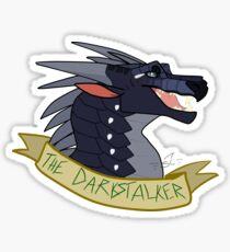 Darkstalker Sticker