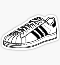 adidas superstar original Sticker