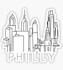 Philly Pride Sticker