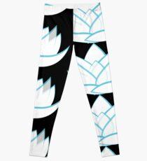 Leggings - Unique Patterns - illustration design  Leggings leggins Flower Leggings