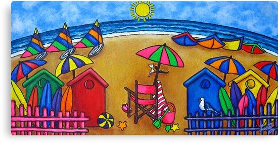 Beach Colours by LisaLorenz