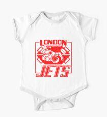 London Jets Zero G, red - Red Dwarf Kids Clothes