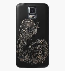 Nevertheless She Persisted, Gold Case/Skin for Samsung Galaxy