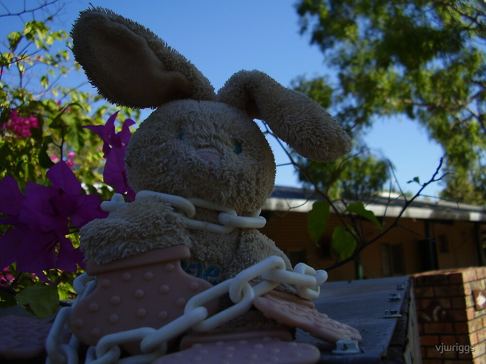 Bad Bunny series 2 no 1 by vjwriggs