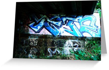 The Wall by Katherine Kakafikas