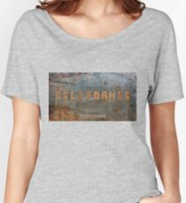California Rusty Women's Relaxed Fit T-Shirt