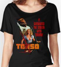 TORSO Women's Relaxed Fit T-Shirt