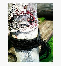 Rusted Photographic Print