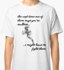 The Foxhole Court – Andreil Quote Classic T-Shirt